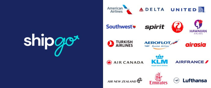 Use ShipGo Instead of American Airline