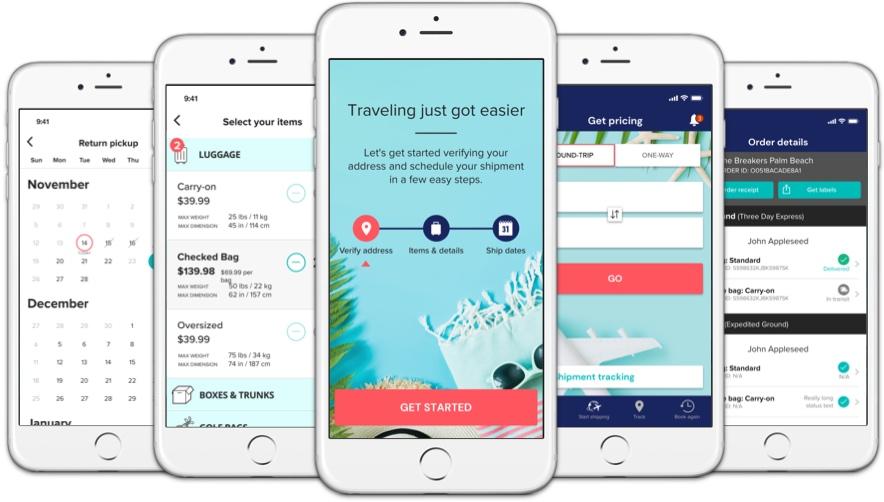ShipGo iOS app